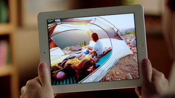 Amazon Kindle Fire HD TV Spot, 'iPad with Retina Display Comparison' - Thumbnail 4