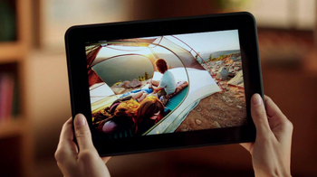 Amazon Kindle Fire HD TV Spot, 'iPad with Retina Display Comparison' - Thumbnail 5