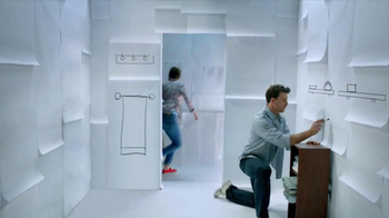 Lowe's Creative Ideas Magazine TV Spot, 'Drafts' Song by Oxford - Thumbnail 4