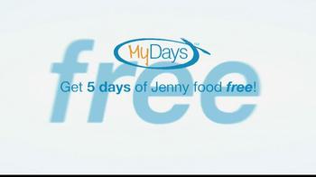 Jenny Craig My Day TV Spot - Thumbnail 8