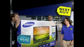 Best Buy TV Spot, 'Samsung TV Beta Test' - Thumbnail 2