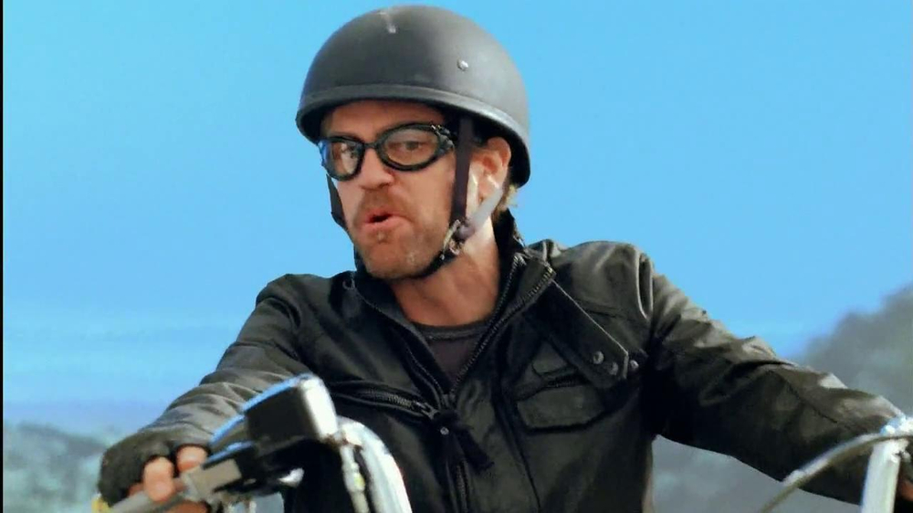 Allstate Roadside Assistance Number >> Progressive Motorcycle Insurance TV Commercial, 'The Open ...