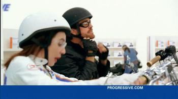 Progressive Motorcycle Insurance TV Spot, 'The Open Road'  - Thumbnail 9