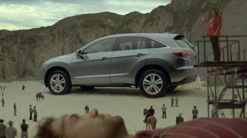 Acura RDX TV Spot, 'Beachside Giant' - Thumbnail 7
