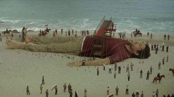 Acura RDX TV Spot, 'Beachside Giant' - 5 commercial airings