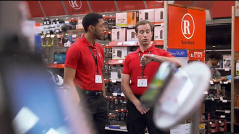 Radio Shack TV Spot, \'Countdown\'