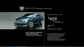 2013 Cadillac XTS TV Spot, 'Buttons' - Thumbnail 10