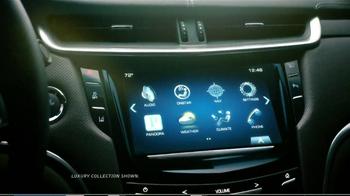 2013 Cadillac XTS TV Spot, 'Buttons' - Thumbnail 4
