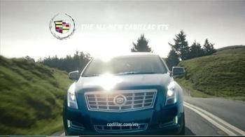 2013 Cadillac XTS TV Spot, 'Buttons' - Thumbnail 9