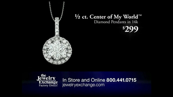 Jewelry Exchange Tv Commercial Diamonds The Forever