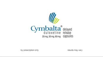 Cymbalta TV Spot, 'Imagine The Day With Less Pain' - Thumbnail 3