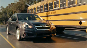Subaru TV Spot, 'First Day of School' - Thumbnail 8