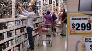 The Home Depot TV Spot, 'Unpolished Room' - Thumbnail 4