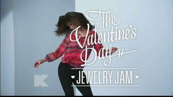 Kmart TV Spot, 'The Valentine's Day Jewelry Jam' - 469 commercial airings