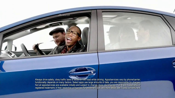 Toyota Prius V TV Spot Featuring Raphael Saadiq - Thumbnail 10