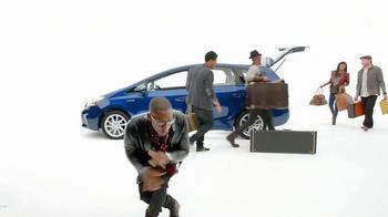 Toyota Prius V TV Spot Featuring Raphael Saadiq - Thumbnail 2