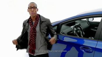 Toyota Prius V TV Spot Featuring Raphael Saadiq - Thumbnail 3