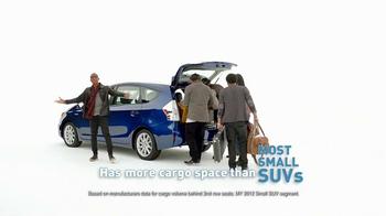 Toyota Prius V TV Spot Featuring Raphael Saadiq - Thumbnail 4