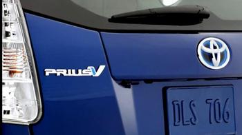 Toyota Prius V TV Spot Featuring Raphael Saadiq - Thumbnail 8