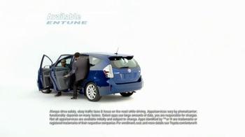 Toyota Prius V TV Spot Featuring Raphael Saadiq - Thumbnail 9