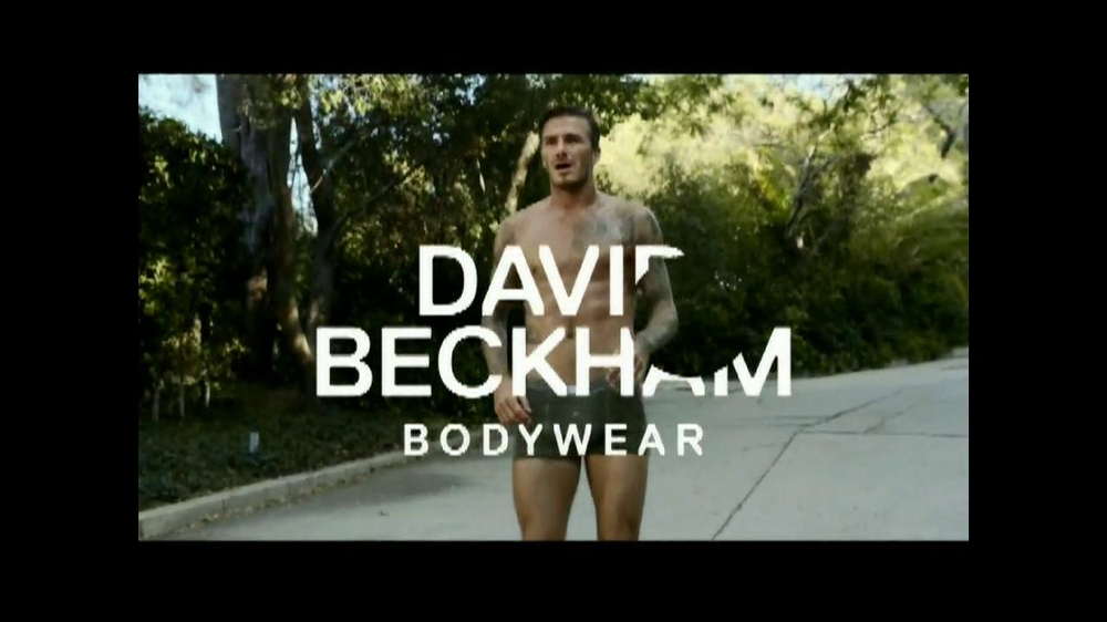 H M Boxer Briefs Tv Commercial Featuring David Beckham Song By