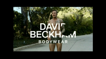 H&M Boxer Briefs TV Spot, 'Chase' Featuring David Beckham, Song by Foster The People