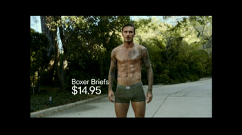 H&M Boxer Briefs TV Spot Featuring David Beckham, Song by Foster The People - Thumbnail 7