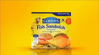 Gorton's Fish Sandwich Fillets TV Spot