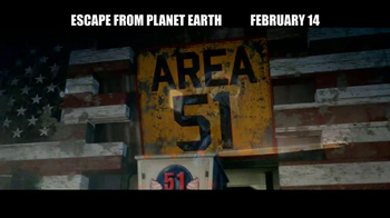 Escape From Planet Earth  - Alternate Trailer 7