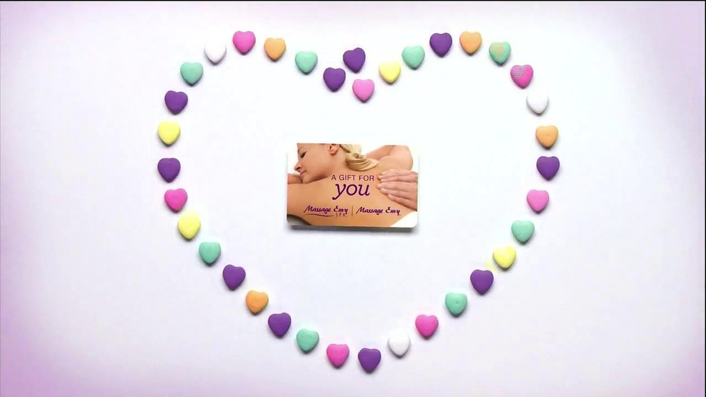 Massage Envy Gift Card Tv Commercial Valentines Day Ispot Tv