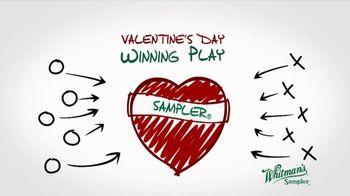 Whitman's Sampler TV Spot, 'Valentine's Day Game Play' - 645 commercial airings