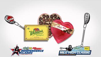 Whitman's Sampler TV Spot, 'Valentine's Day Game Play' - Thumbnail 6