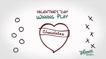 Whitman's Sampler TV Spot, 'Valentine's Day Game Play' - Thumbnail 2