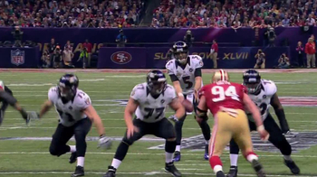 NFLPA TV Spot, 'Going to Disney World' Feat. Joe Flacco, Song by David Cook - Thumbnail 2