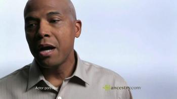 Ancestry.com TV Spot, 'Born a Slave, Died a Business Man' - Thumbnail 1