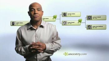 Ancestry.com TV Spot, 'Born a Slave, Died a Business Man' - 1143 commercial airings