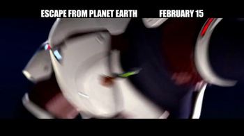 Escape From Planet Earth  - Alternate Trailer 8