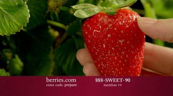 Shari's Berries TV Spot 'Valentine's Day Fruit' - Thumbnail 3