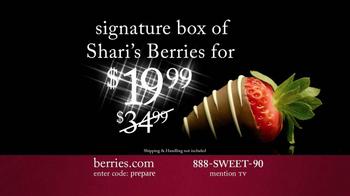 Shari's Berries TV Spot 'Valentine's Day Fruit' - Thumbnail 5