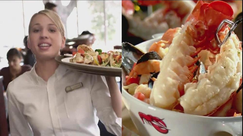 Red Lobster Lobster Fest TV Commercial