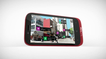 Verizon Droid Razr M TV Spot, 'Sky Diver' - Thumbnail 6