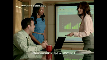 ITT Technical Institute TV Spot 'Cynthia' - Thumbnail 3