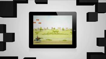 Cartoon Network Ride 'Em Rigby App TV Spot  - Thumbnail 2
