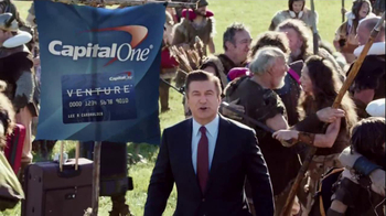 Capital One Venture TV Spot, 'Family Reunion' Featuring Alec Baldwin - Thumbnail 2