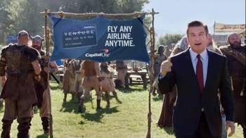 Capital One Venture TV Spot, 'Family Reunion' Featuring Alec Baldwin - Thumbnail 5