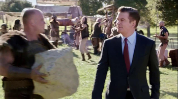 Capital One Venture TV Spot, 'Family Reunion' Featuring Alec Baldwin - Thumbnail 7