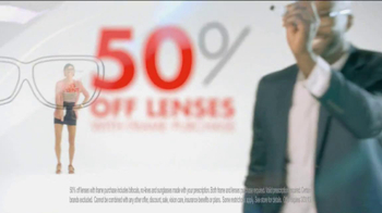 LensCrafters Semi-Annual Sale TV Spot  - Thumbnail 2