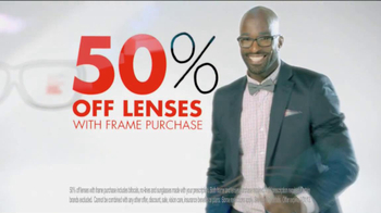 LensCrafters Semi-Annual Sale TV Spot  - Thumbnail 3