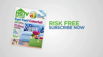 HGTV Magazine TV Spot  - Thumbnail 7
