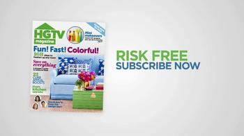 HGTV Magazine TV Spot  - Thumbnail 8